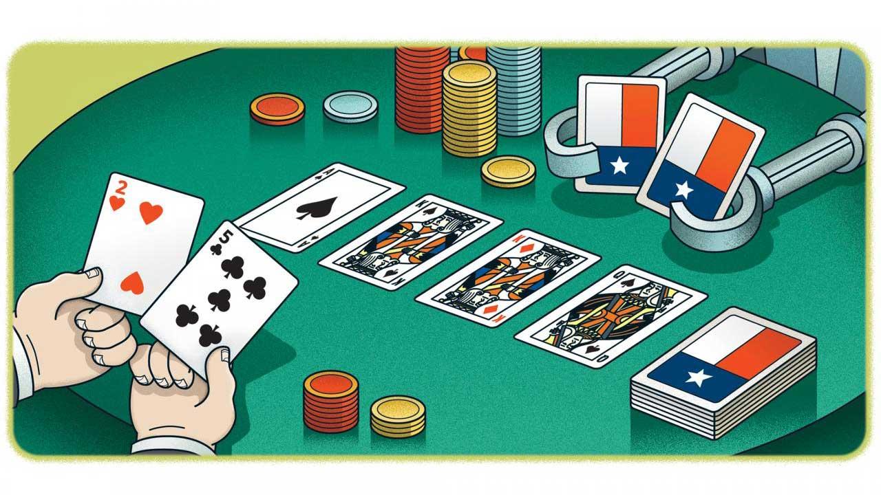 peraturan poker untuk menang